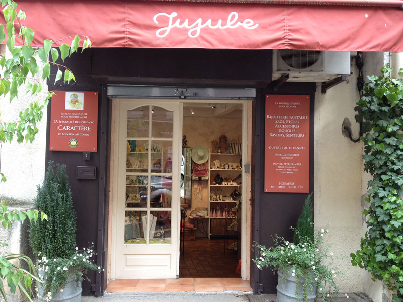 boutique jujube
