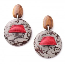 Earings CONCRET JUNGLE