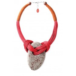 Necklace CONCRET JUNGLE