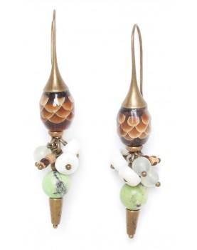 Boucles d oreilles MAMBARE