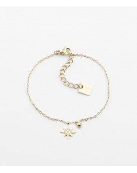 Bracelet Zag Magellan acier...