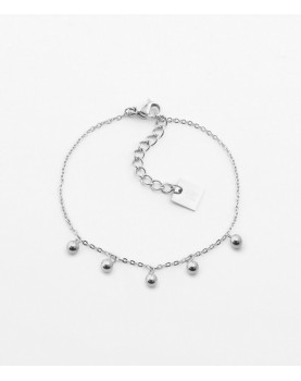 Bracelet Zag R2D2 acier