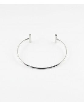 Bracelet Zag Starck acier