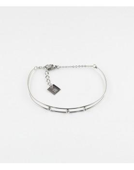 Bracelet Zag Tadao acier
