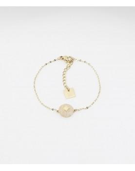 Bracelet Zag Kinich acier...