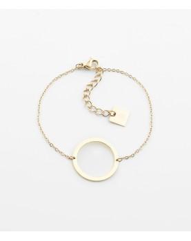 Bracelet Zag Archimède...