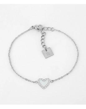 Bracelet Zag Michael acier...