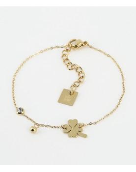 Bracelet Zag Trifoglio...