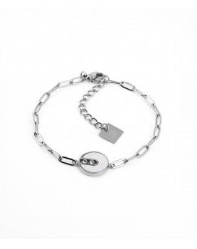 Bracelet Zag Kaya acier