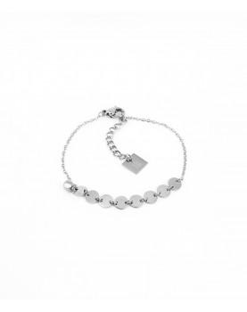 Bracelet Zag Proof acier