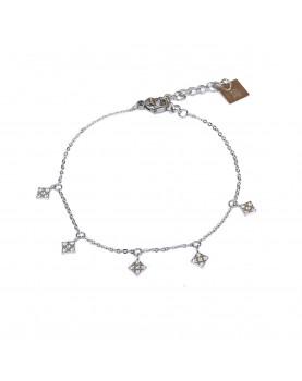 Bracelet Zag Suprême acier