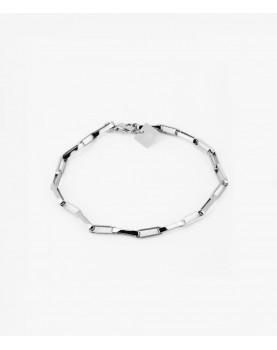 Bracelet Zag Lena acier