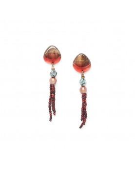Boucles d oreilles Nature...
