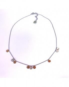 Bracelet ZAG Cachou acier