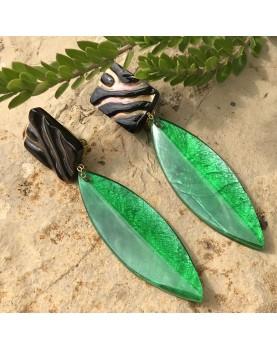 Clips Nature bijoux...
