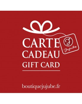 Gift card 80€