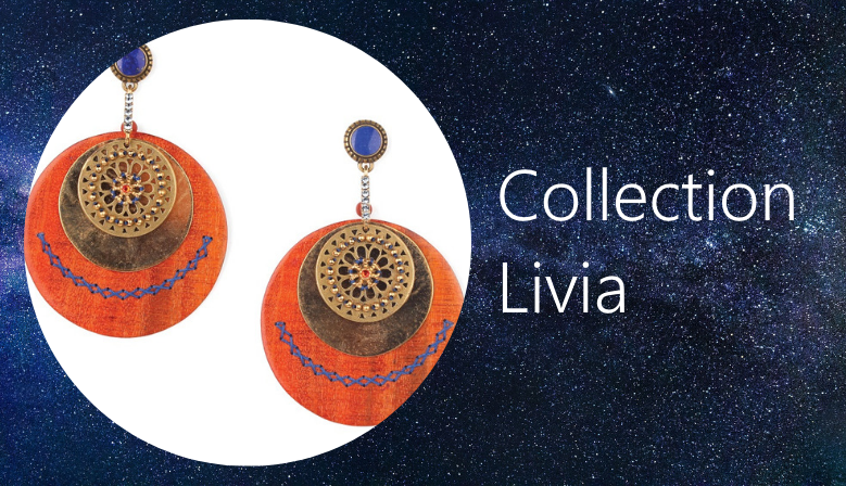 livia new collection of franck herval jewels